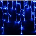 17.5M 300 LED Christmas Icicle Lights - Blue
