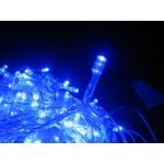 31M 500 LED Christmas Icicle Lights - Blue