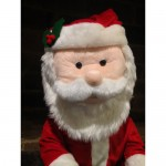 71 CM TOY SANTA STORY TELLING WITH MUSIC