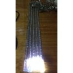 Meteor / Melting Icicle Lights Snowing Effect  8 Tube 60cm 288LED - White