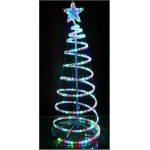 3D 150CM Spiral Tree  Multi Colour