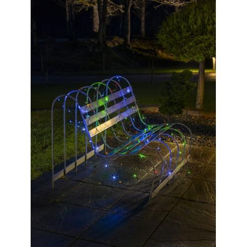 160 LED Christmas & Wedding Net Light - Multi Colour (1.6M X 2.5M)