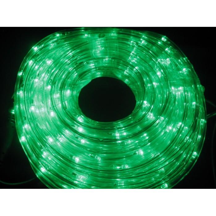 10m led rope light green