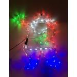 Santa-Christmas-Motif-Rope-Lights-Christmas-Display-Silouhette