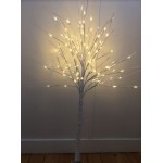 140cm Trees with 128LED - Warm White